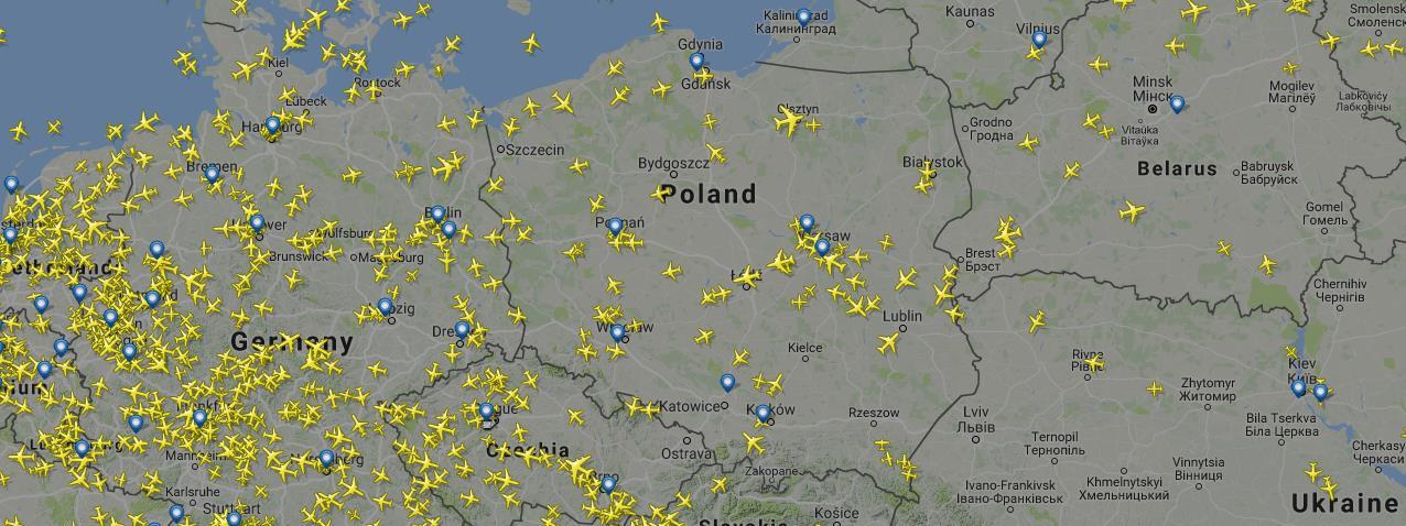 Radar lotniczy